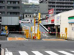 キャッスル第1駐車場