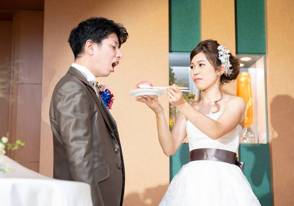 ★WEDDING TUNA★